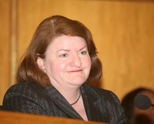 California Assemblywoman Toni Atkins