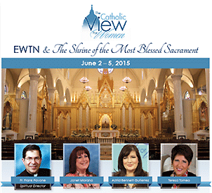 Pilgrimage to EWTN
